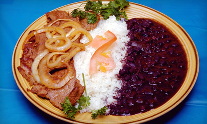 Latin Cabana - Astoria: Up to 67% Off Cuban Dining Experience at Latin Cabana in Long Island City