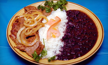 Cuban Meal for Four - Latin Cabana in Long Island City