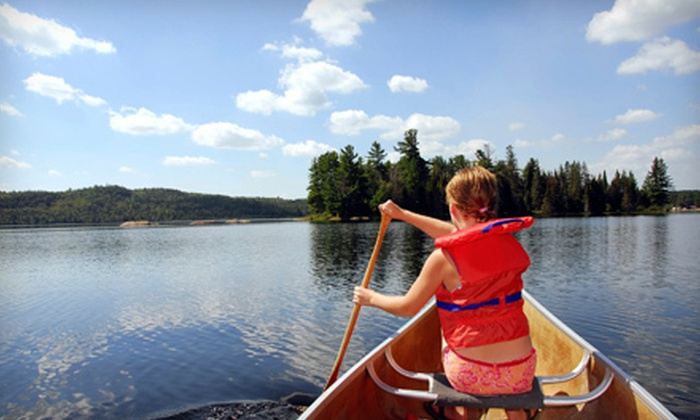 Palmetto Outdoor Center - West Columbia: Two-Hour Canoe or Kayak Rental for Two, Four, or Six from Palmetto Outdoor Center (Up to 63% Off)