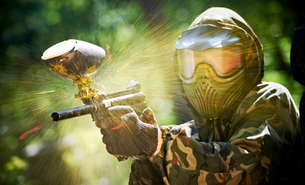 Paintball Nation - Paintball Nation in Mississauga
