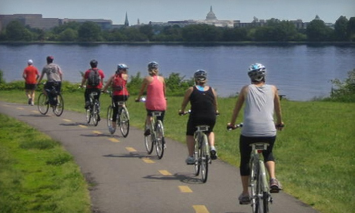 Bike the Big Capital - New York: $75 Worth of Historical Bike Tours