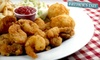 Devereux Beach Corp - Marblehead: $7 for $14 Worth of Casual Seafood at Lime Rickey's Beach Food in Marblehead