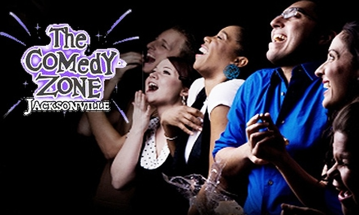 Comedy Zone - Southwood: $29 for a 2011 Membership to Comedy Zone ($59.95 Value)