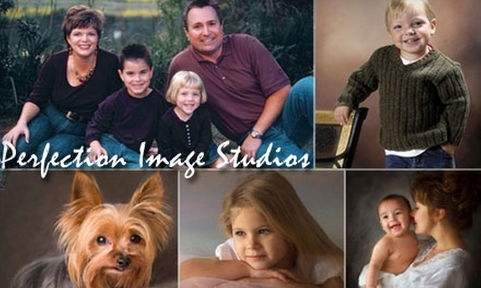 Perfection Image Studios - West Valley: $45 for a Custom 20''x24'' Photo Canvas from Perfection Image Studios