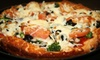 Jimmy's Famous Pizza - North Andover: $10 for $20 Worth of Pan-Style Pizza at Jimmy's Famous Pizza in North Andover