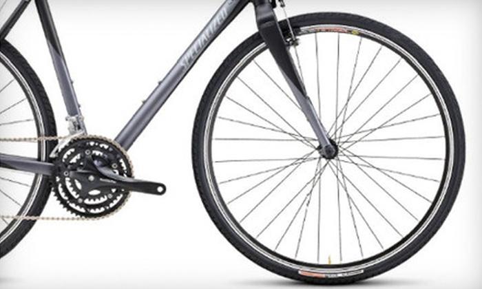 Sabino Cycles - Ward 2: $25 for $50 Worth of Cycling Gear, Parts, and Accessories at Sabino Cycles