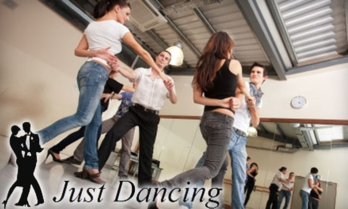 Just Dancing - Ballwin: $35 for Four Classes and One Private Lesson at Just Dancing ($87 Value)