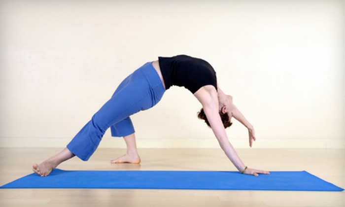 Cedar Haven Wellness + Arts - Old Richmond Road Corridor: $20 for Five Yoga Classes at Cedar Haven Wellness + Arts in Berea ($40 Value)