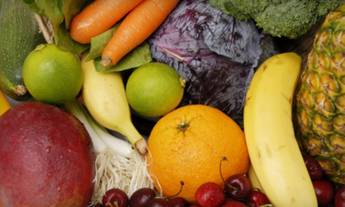 FreshGo - Uptown: $20 for $40 Worth of Home-Delivered Groceries from FreshGo