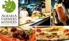 Agraria Farmers & Fishers - Washington: $25 for $50 Worth of Food and Drink at Agraria Farmers & Fishers
