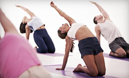 5 Yoga Classes (a $55 value) - M+Yoga in Oklahoma City