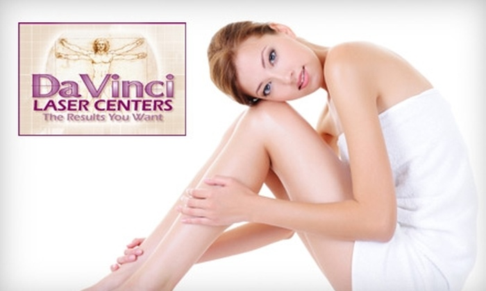 DaVinci Laser Centers - North Richland Hills: $149 for Three Accent XL Cellulite-Removal Treatments at DaVinci Laser Centers (Up to $2,100 Value)