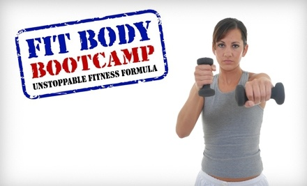 Fit Body Boot Camp - Fit Body Boot Camp in Bakersfield