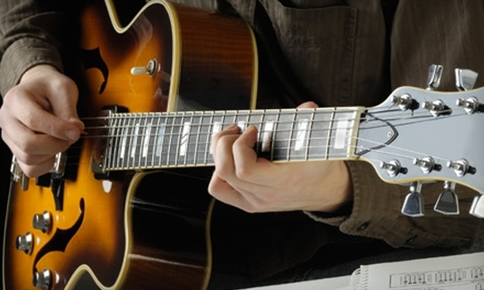 Meter Music School - Minor: $25 for Two Half-Hour Private Music Lessons at Meter Music School ($60 Value)