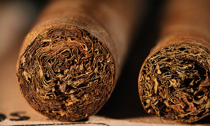New England Cigar Expo - Downtown Providence: $75 for New England Cigar Expo Admission on October 15 ($150 Value)