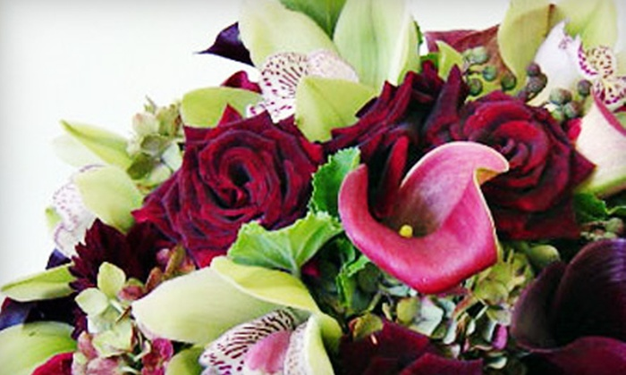 Studio Sweet Pea - NoHo: Two-Hour Flower-Arranging Class for One or Two at Studio Sweet Pea