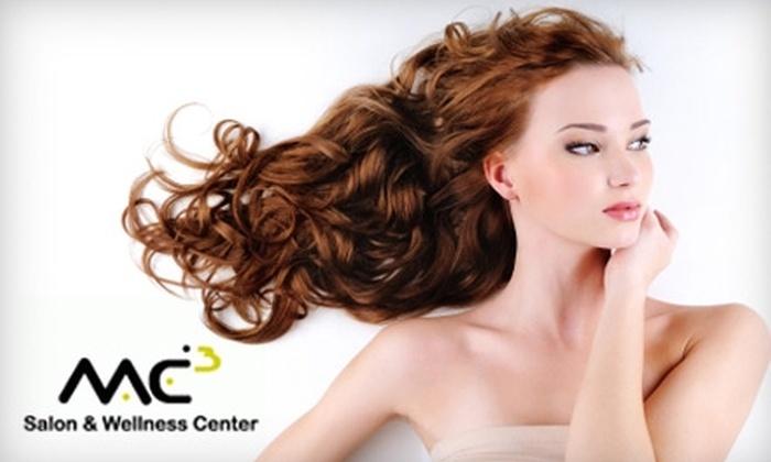 MC 3 Salon & Wellness Center - Dilworth: $25 for $50 of Salon and Spa Services at MC 3 Salon & Wellness Center