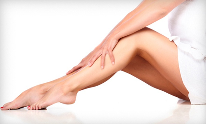 IMD Laser Clinic - Davisville Village: Removal of 6 or 12 Spider Veins, Broken Capillaries, or Strawberry Moles at IMD Laser Clinic (89% Off)