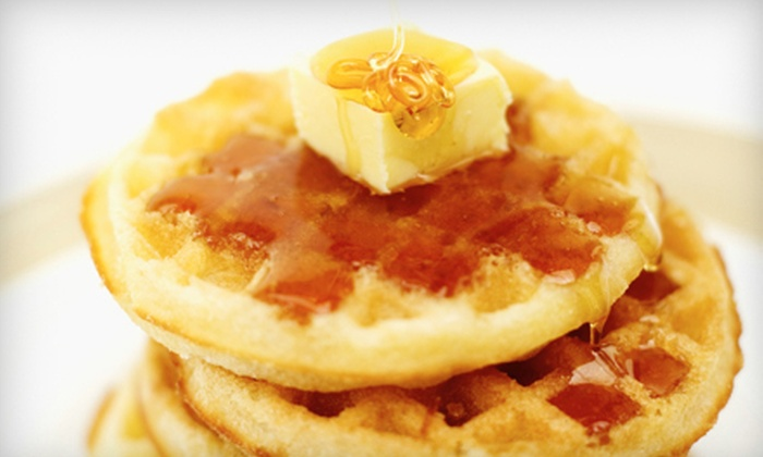 Funk 'n Waffles - Eastside: Sweet and Savory Waffles for Two or Four at Funk 'N Waffles