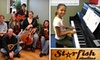 Starfish Studios - Buckman: $45 for Four 30-Minute Private Music Lessons at Starfish Studios ($95 Value)