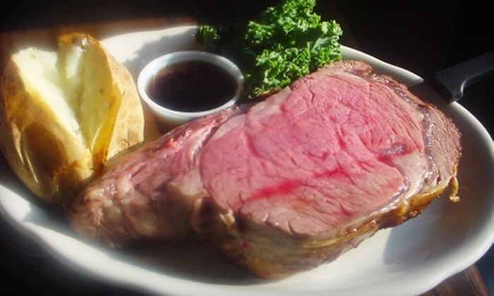 Pelican's Restaurant - Midwest City: $9 for $18 Worth of Seafood and Steaks at Pelican's Restaurant in Midwest City