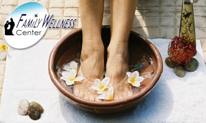 Family Wellness Center - Ballwin: $39 for Four Detox Foot Baths at Family Wellness Center ($200 Value)