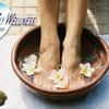 80% Off Foot Baths at Family Wellness Center