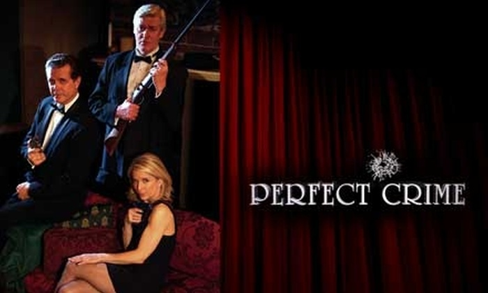 "<i>Perfect Crime</i> - Theater District - Times Square: $34 for One Orchestra Ticket to ""Perfect Crime"" ($61 Value)"