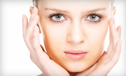 Basic Jet Clear Facial (a $95 value) - Positive Touch Triad  in High Point