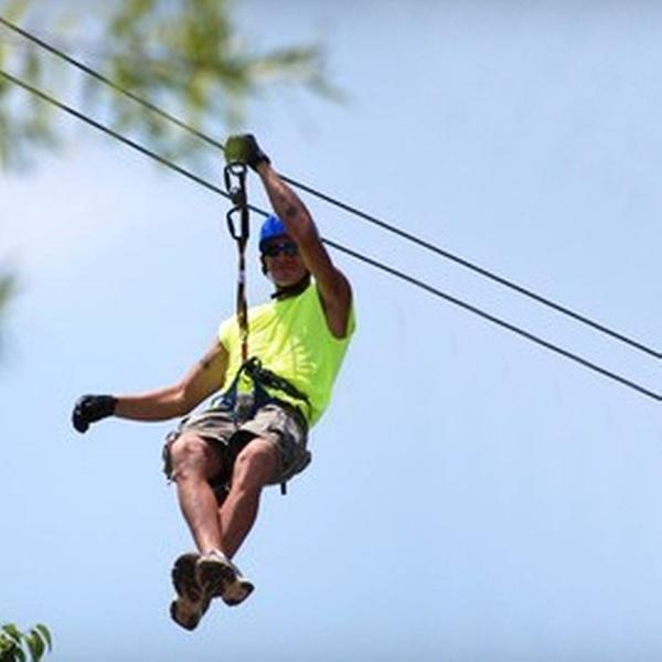 52 Off At Adventure Ziplines Of Branson Adventure Ziplines Of Branson Groupon