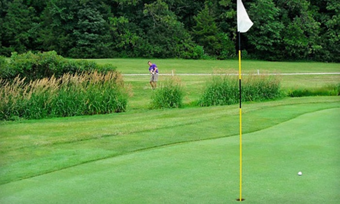 Dream Valley Golf Course - Buffalo: Golf Rounds, Merchandise & Snacks at Dream Valley Golf Course in Buffalo (Up to 55% Off)