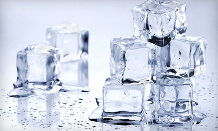 Padre Ice, LLC - Multiple Locations: $10 for 12 Bags of Self-Service Ice from Padre Ice LLC (a $24 Value)