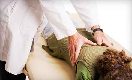 Chiropractic Package (a $255 value) - Stevens Family Chiropractic in North Liberty