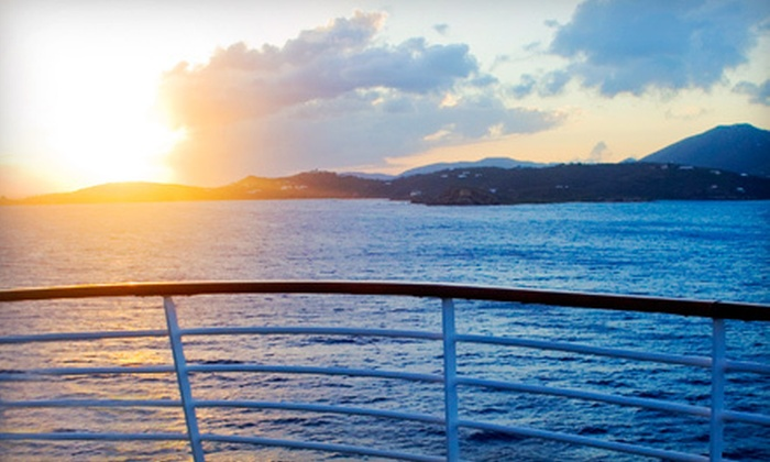 """Spirit of Ethan Allen III - Twin Orchards: Scenic or Sunset Cruise for Two, Four, or Six on the """"Spirit Of Ethan Allen III"""" in Burlington (Up to 57% Off)"""