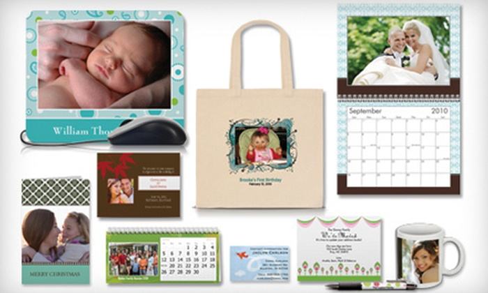 Vistaprint - Washington DC: $17 for $70 Worth of Custom-Printing Services Online from Vistaprint
