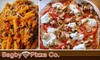 Bagby Pizza Co. - Little Italy: $10 for $20 Worth of Thin-Crust Pies and More at Bagby Pizza Co.