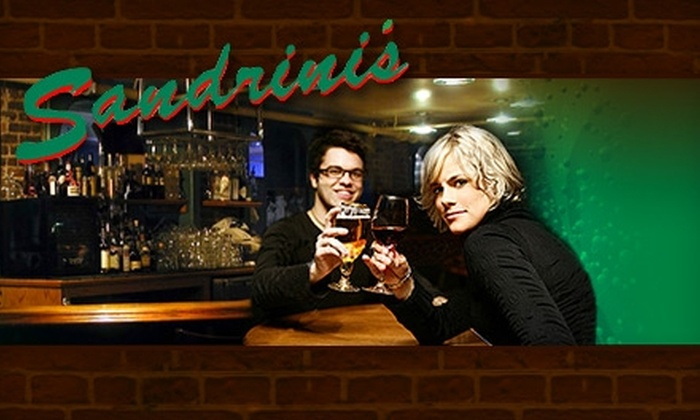 Sandrini's - Downtown Bakersfield: Italian and Basque Fare at Sandrini's. Choose from Two Options.