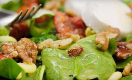 $20 Groupon to Green Organic Restaurant - Green Organic Restaurant in Clearwater