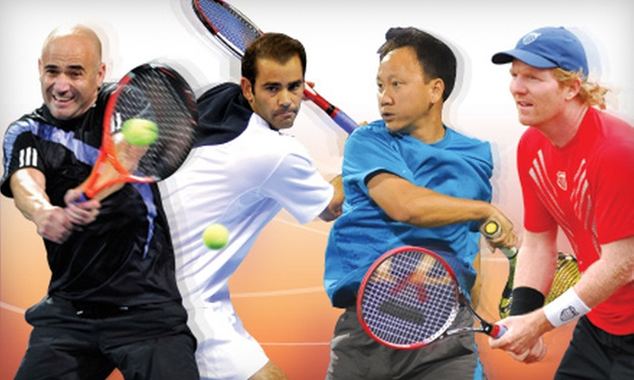 HSBC Tennis Cup - Downtown - Penn Quarter - Chinatown: One Ticket to the HSBC Tennis Cup at the Verizon Center on September 23. Two Options Available.