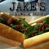 $5 for Lunch Fare at Jake's Sandwich Board