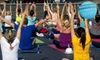Spynga The Yoga and Cycling Studio - Multiple Locations: $39 for One Month of Unlimited Fitness Classes at Spynga The Yoga and Cycling Studio ($158.20 Value)