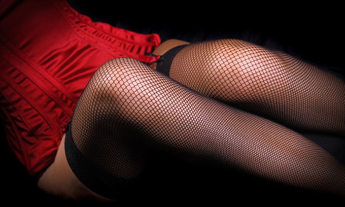 Pleasures From the Heart - Colonial,Winchester: $20 for $40 Worth of Lingerie and Adult Novelties at Pleasures From The Heart in Campbell