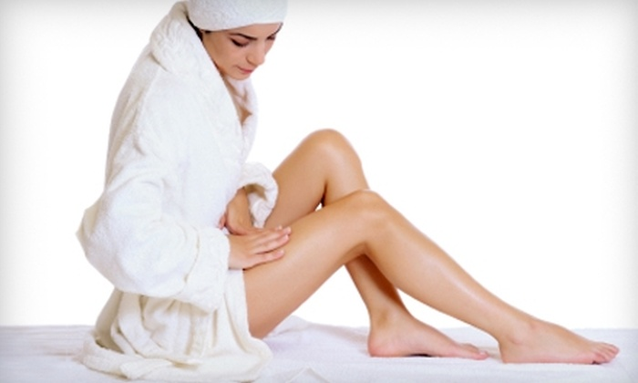 The Laser Lounge Spa - Estero: $125 for Two Sclerotherapy Spider-Vein Treatments at The Laser Lounge Spa ($440 Value)