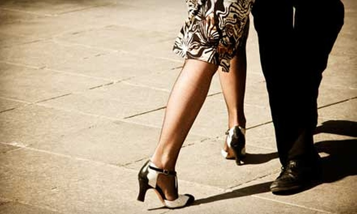 Fred Astaire Dance Studios of Charleston - Multiple Locations: Four-Class Introductory Dance Package for Individuals or Couples at Fred Astaire Dance Studios of Charleston