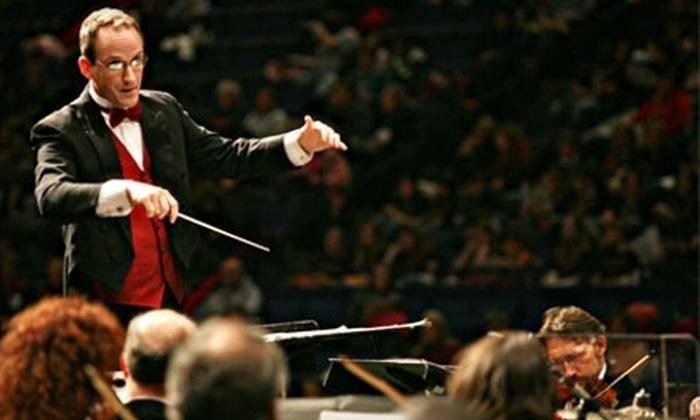 "Lexington Philharmonic - Gratz Park: $6 for One Ticket to ""Appalachian Style!"" Family Series Concert at the Lexington Philharmonic on March 20 (Up to $12 Value)"