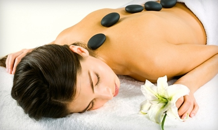 Hands On Healing Professional Massage Therapy - Northview: $35 for a Hot-Stone Massage at Hands On Healing Professional Massage Therapy ($75 Value)