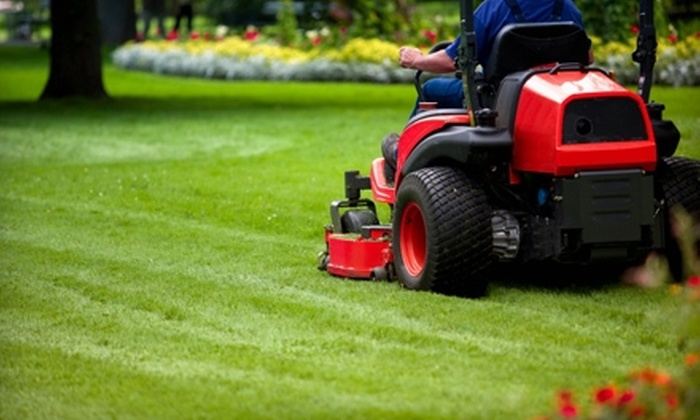 Star Landscape - Lubbock: $20 for One Lawn-Mowing Service ($45 Value) or $69 for Four Mowing Services in One Month ($140 Value) from Star Landscape