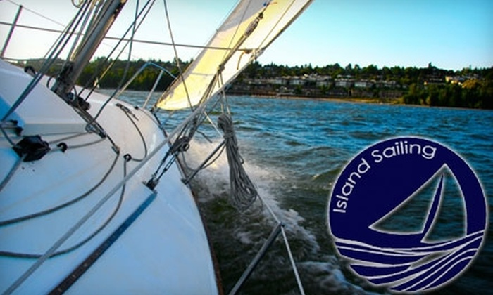 Island Sailing - Hayden Island: $179 for Basic Keelboat-Sailing Course at Island Sailing ($395 Value)