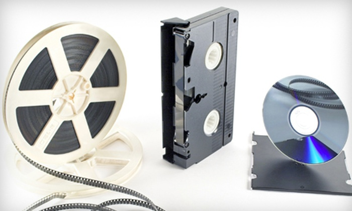 Got Memories - Tempe: $20 for Video-to-DVD or Film-to-DVD Transfer Services at Got Memories in Tempe ($40 Value)