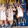 Tulsa 66ers - Multiple Locations: $35 for One Ticket to Oklahoma City Thunder Pre-Season Game and Tulsa 66ers Home Opener